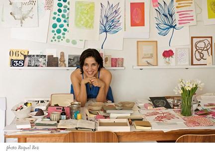 Fernanda Franco Designer Portrait Artist Social Vignerons