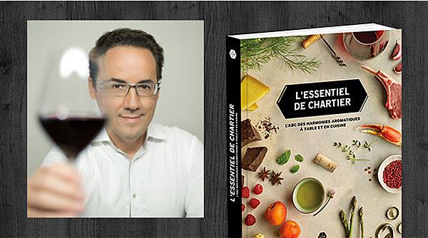 L'Essentiel de Chartier Book Cover
