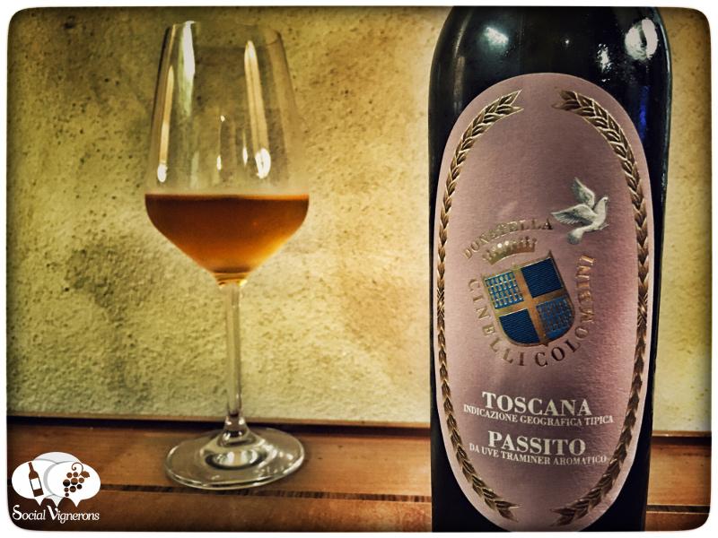 2014 Donatella Cinelli Colombini Passito Toscana IGT, Italy