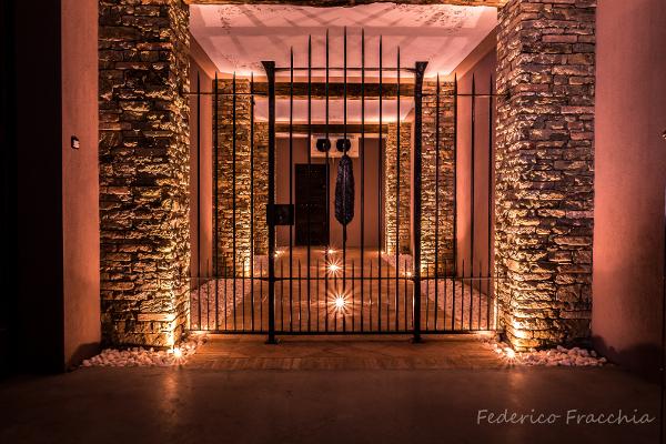 Bruno Rocca winery estate gate social vignerons