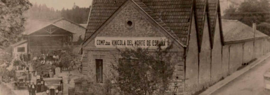 CVNE Compania Vinicola del Norte de Espana old winery Rioja Social Vignerons
