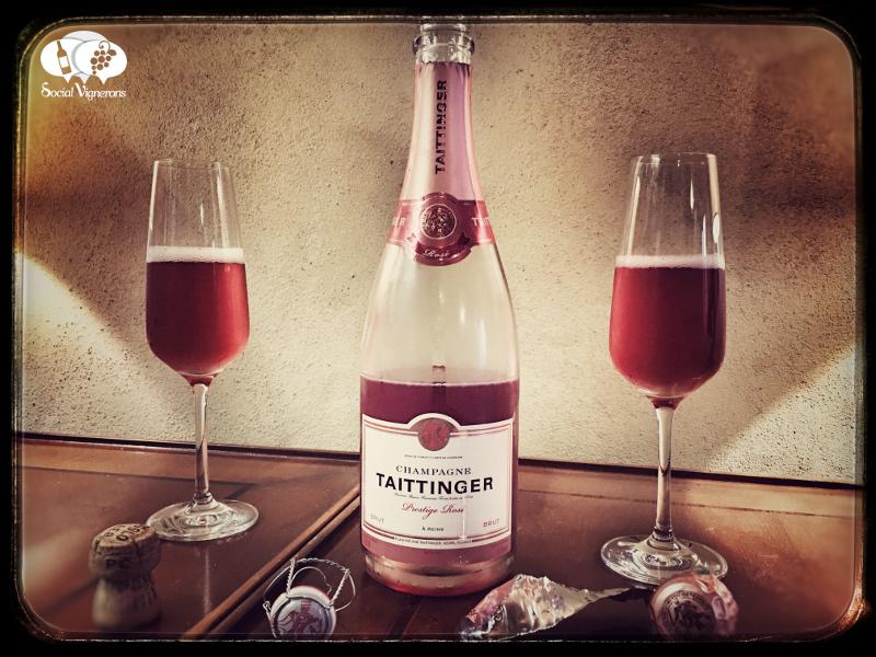 Taittinger Prestige Rosé Brut, Champagne, France