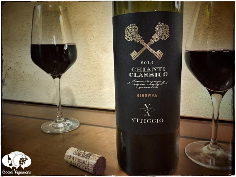 2013 Viticcio Chianti Classico Riserva DOCG, Tuscany