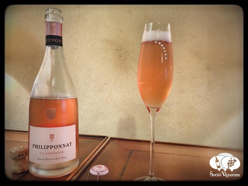 Philipponnat Royale Réserve Rosé, Champagne, France
