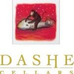 dashe cellars monkey on the fish logo