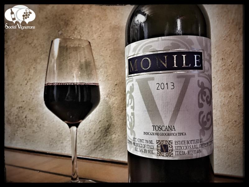 2013 Viticcio Monile Toscana IGT, Italy