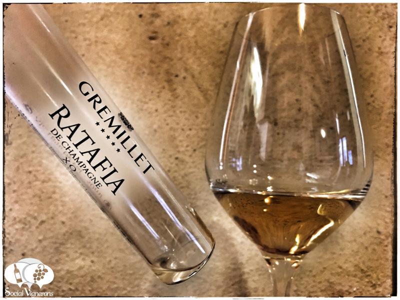 Gremillet Ratafia de Champagne X.O.