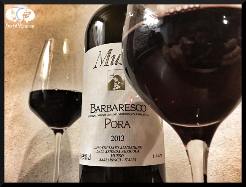 2013 Musso Barbaresco Pora, Piedmont