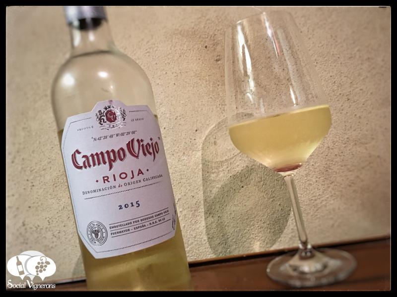 2015 Campo Viejo Blanco, Rioja White Wine