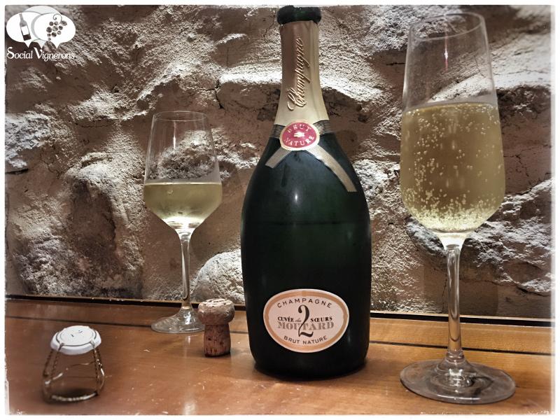 Moutard Cuvée des 2 Sœurs Champagne, France