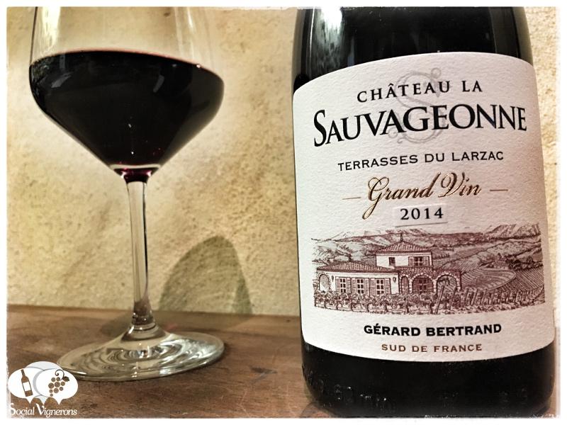 2014 Gérard Bertrand Chateau la Sauvageonne Grand Vin, Terrasses du Larzac, France
