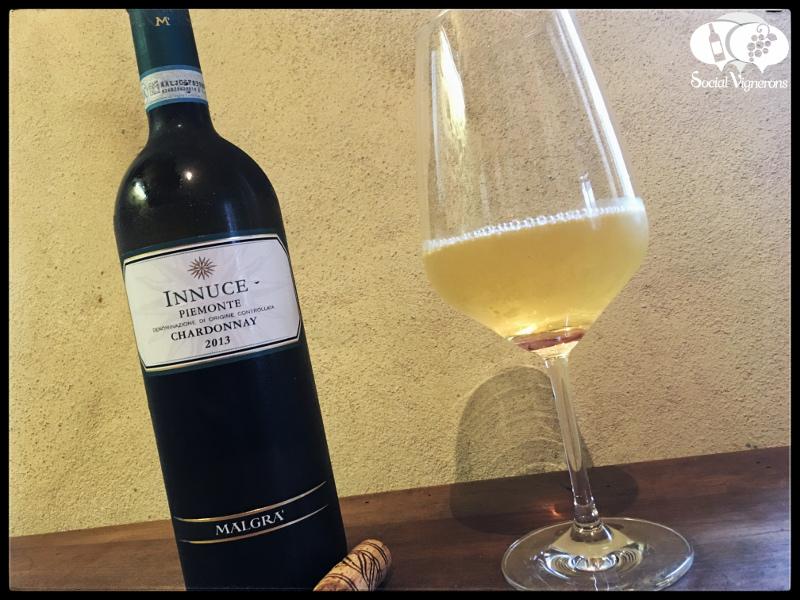 2013 Malgrà 'Innuce' Piemonte Chardonnay, Italy