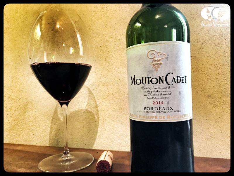 How Good is Mouton Cadet Bordeaux wine?