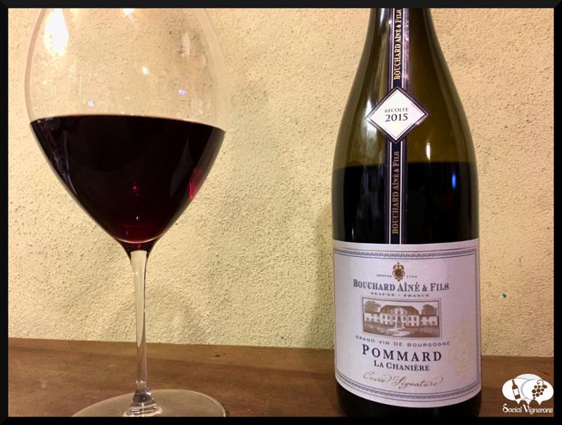 2015 Bouchard Ainé et Fils Pommard La Charnière Cuvée Signature, Burgundy