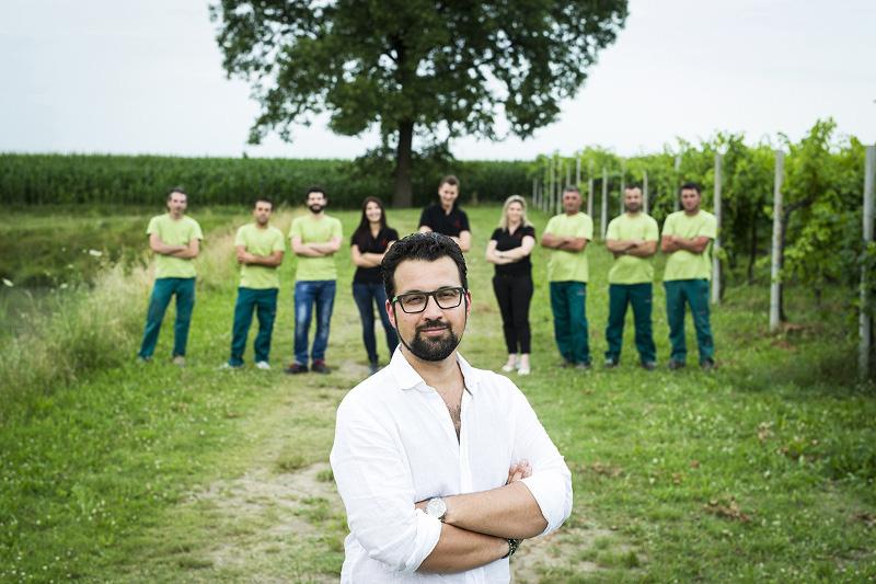 What It Takes to Make Organic Prosecco & Pinot Grigio: Interview with Giovanni Corvezzo