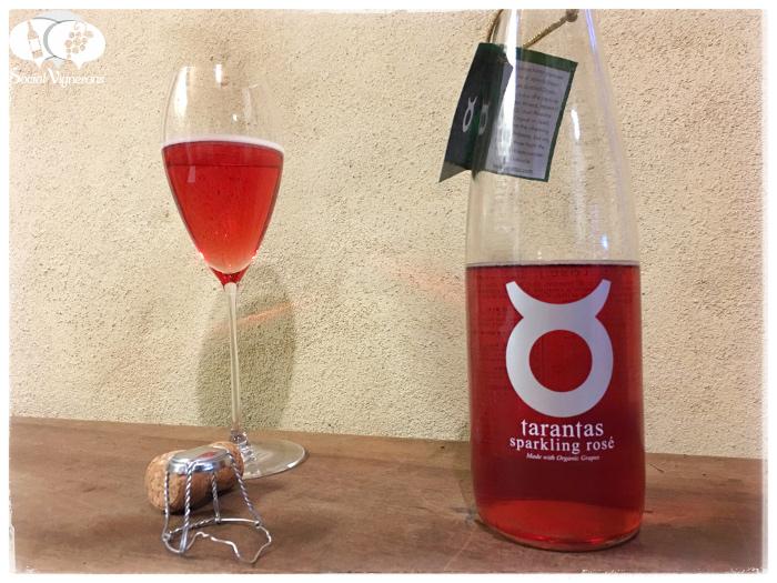 Bodegas Iranzo Tarantas Sparkling Rosé, Spain
