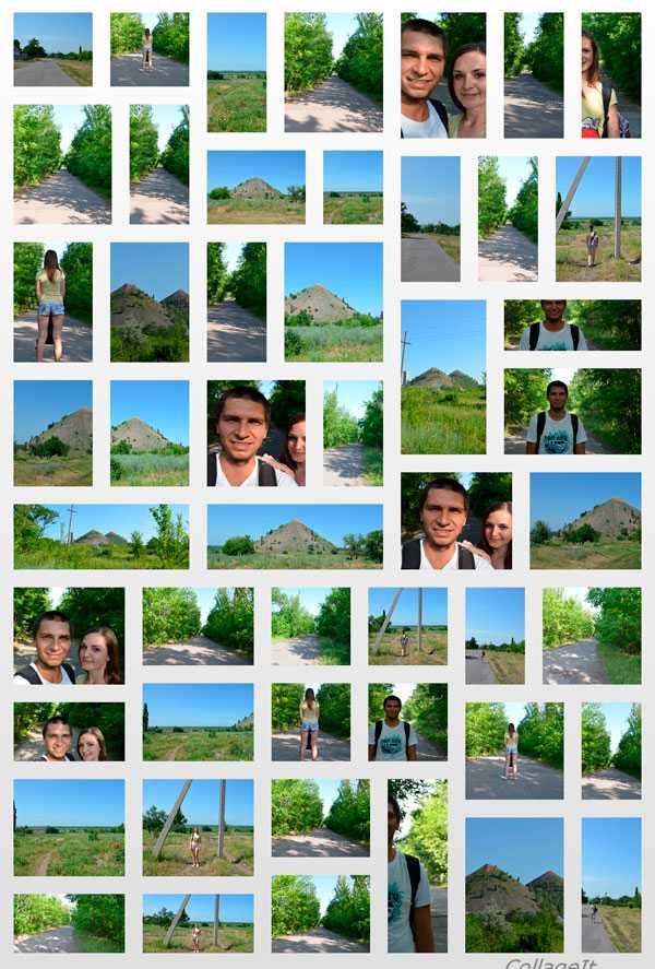Как сделать фото из нескольких фотографий в контакте – Как ...
