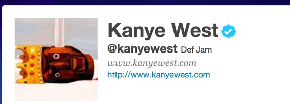 Kanye West (kanyewest) on Twitter