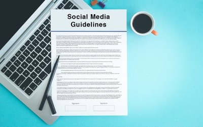 How to write a social media policy for your brand