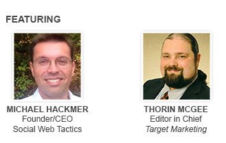 Michael Hackmer and Thorin McGee