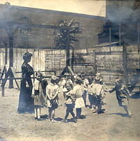 Settlement House Playground 1908