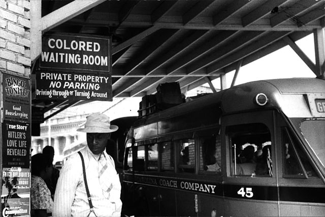 Extended Essay Topics English Sign For The Colored Waiting Room At A Bus Station In Durham North  Carolina  Photo Library Of Congress Digital Id Ppmsc  Essay Proposal Examples also Essay On My Family In English Social Welfare History Project Jim Crow Laws And Racial Segregation Essays Topics In English