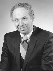 Abe Bortz, Ph.D., SSA Historian 1963-1985