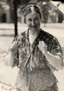 Bertha Capen Reynolds