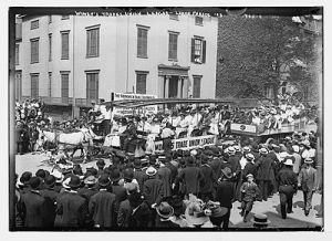 NWTUL Participating in the September 7, 1908