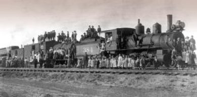A quarter million children rode the orphan trains from 1854 to 1929.