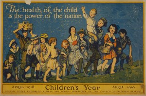 """The health of the child is the power of the nation"""