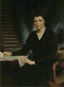 Honorable Frances Perkins, 4th U.S. Secretary of Labor