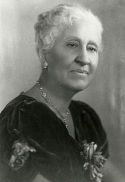 Even in her later years, Terrell was active in picket lines and protests.