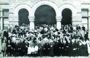 First National Conference 1910