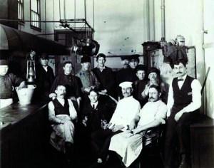 Ellis Island Kitchen