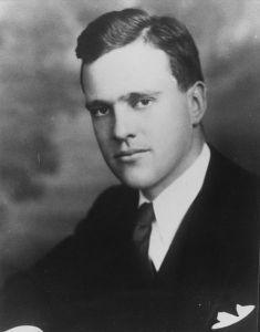Former General Counsel Thomas H. Elliot circa 1936