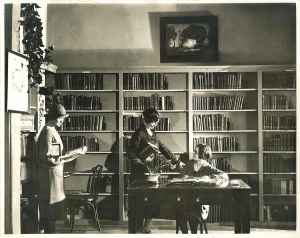 Women in CSAA Library