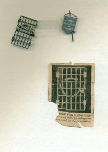Images of the Pin awarded to women who were imprisoned for picketing the White House