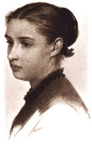 Portrait of Josephine Shaw Lowell