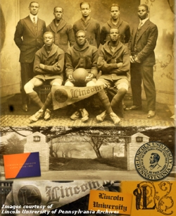 Lincoln University Historic Photo Collage