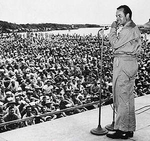 Bob Hope USO Show 1944