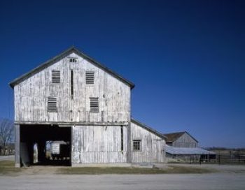 'Pass-through barn' in Iowa's Amana colonies