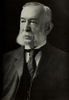 Portrait of Daniel Coit Gilman