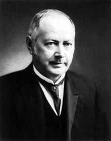 Postmaster Albert S. Burleson