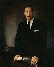Portrait Artist: C.J. Fox Maurice J. Tobin 1948-1953