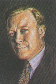 Painting of Walter Reuther.