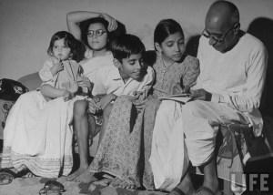 mahatma-gandhi family