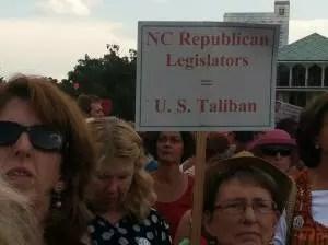 North Carolina Republican Legislatures