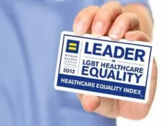 2012 Health Equality Index Leader