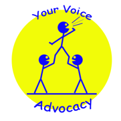Your Voice, Advocacy 1